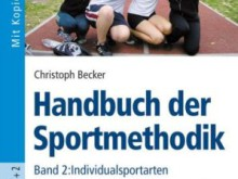 Buchtipp:  Handbuch der Sportmethodik – Bd. 2 Individualsportarten