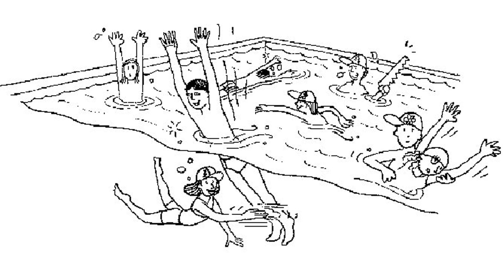 Schwimmen Förster Gegen Gärtner Mobilesport Ch