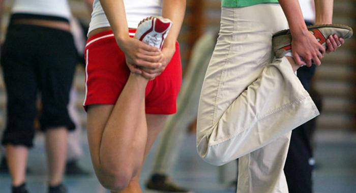 Regeneration – Dehnen: Die Muskelspannung senken