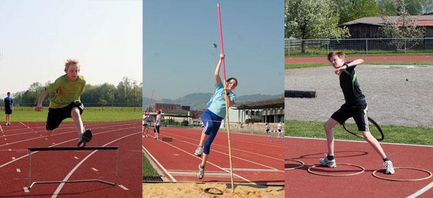 Athlétisme: Des disciplines fascinantes