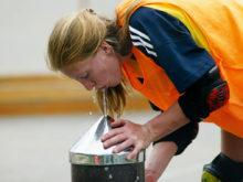 Rigenerazione – Apporto di liquidi: Per spegnere la sete