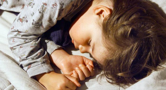 Regeneration – Schlaf: Augen zu, Erholung an
