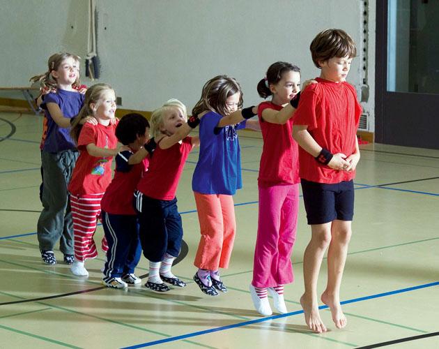 J+S-Kids: Die neun Bewegungsgrundformen (1)