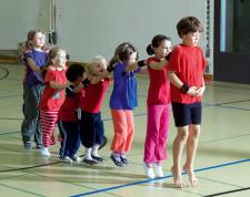 G+S-Kids: Le nove forme di base del movimento