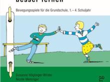 Buchtipp:  Bewegungsspiele für die Grundschule