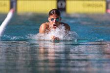 Schwimmen: Ein Schwimmzug mehr