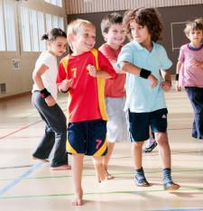 J+S-Kids: Neuf formes de base du mouvement