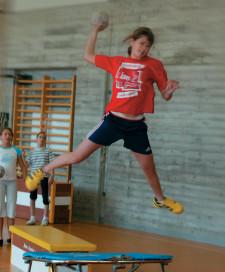 Mini-trampoline: La star des engins de gymnastique
