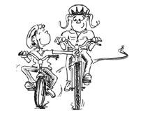 Velofahren: Seitenwagen