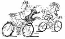 Velofahren: Fuchsjagd