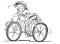Velofahren – Herausforderungen: Schneckenrennen