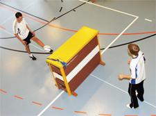 Futsal: Von Station zu Station