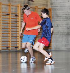 Futsal: Quatre règles d'or pour l'école