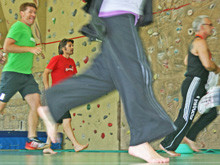 Erwachsenensport – Spielerische Ausdauer: In der Gruppe machts mehr Spass
