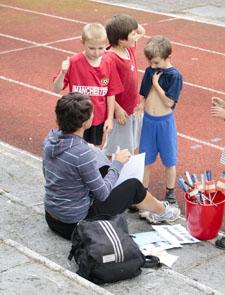 J+S-Kids – Orientierungslauf: Lektion 2 «Bilder-OL»