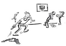 Erwachsenensport – Spielerische Ausdauer: Lebende Stoppuhr