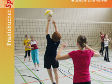 Buch-Tipp:  Spielend Volleyball lernen
