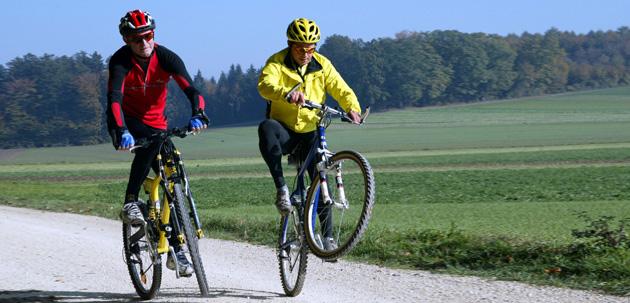 Allenamento polisportivo all'aperto: Sperimentare insieme qualcosa di nuovo