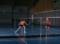 Badminton: Duell am Netz