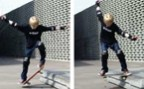 À l'article: Skateboard: «Noseslide»