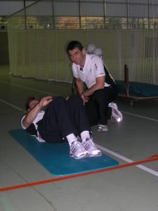 Sport Basics Stimmungsbild Suva