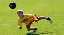 J+S-Kids – Balle au poing: Leçon 6 «L'un contre l'autre»