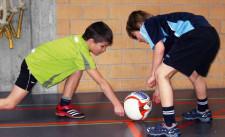 J+S-Kids – Balle au poing: Leçon 5 «Que du plaisir!»