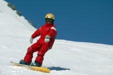 Glisser sur la neige: Du général au particulier