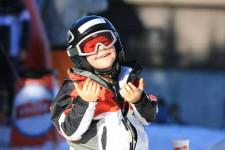 J+S-Kids – Ski: Leçon 10 «Chemins sûrs»