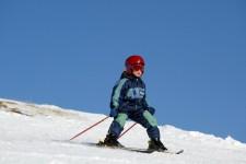 J+S-Kids – Ski: Leçon 2 «Vivre la pente»