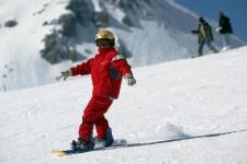 J+S-Kids – Snowboard: Leçon 8 «Tourner: la star du freestyle»