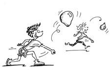 J+S-Kids – Balle au poing: Leçon 4 «Avec fair-play!»