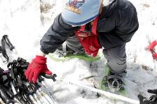 Schneeschuhwandern: Für alle Fälle gerüstet 2