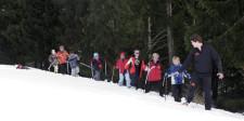 Schneeschuhlaufen: Im Einklang mit der Natur 2