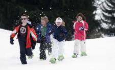 Schneeschuhlaufen: Im Einklang mit der Natur