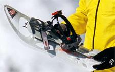 Schneeschuhwandern: Für alle Fälle gerüstet