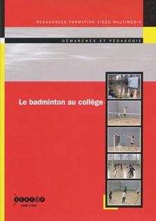 Médiathèque: Le badminton au collège
