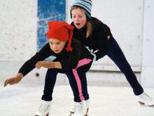 J+S-Kids – Eislauf: Lektion 10 «Spiele»