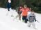 J+S-Kids – Bergsport: Lektion 11 «Schneeschuhwandern»