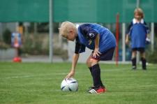 J+S-Kids – Fussball: Lektion 9 «Viele Tore erzielen»
