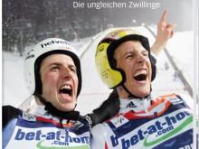 Buchtipp: Simon Ammann, Andreas Küttel – die ungleichen Zwillinge