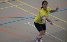 J+S-Kids – Badminton: Lektion 6 «Platzieren und Rennen»