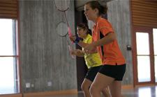 J+S-Kids – Badminton: Lektion 9 «Doppel spielen»