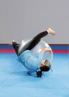 Jeux de lutte: Apprendre à tomber
