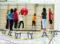 J+S-Kids – Athlétisme: Leçon 22 «Du pousser au jet du poids»