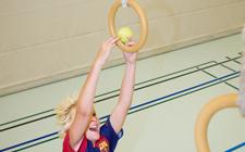 J+S-Kids – Leichtathletik: Lektion 5 «Springen in die Höhe»