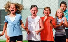 J+S-Kids – Course/Saut/Lancer: Leçon 15 «De l'estafette à la course de relais»