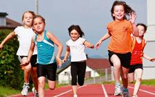 J+S-Kids – Leichtathletik: Lektion 17 «Ausdauernd laufen»
