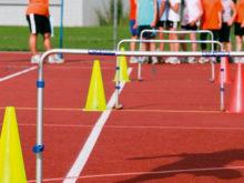 J+S-Kids – Leichtathletik: Lektion 18 «Vom Springen in die Weite zum Weitsprung»