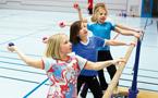 J+S-Kids – Leichtathletik: Lektion 24 «Ballwerfen als Vorform des Speerwurfes»